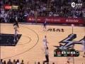 视频录播-快船vs马刺G6第2节 贝里内利连中3分