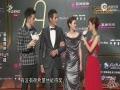 视频:金钟红毯众星闪耀 周渝民否认摆臭脸