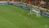 视频-内格雷多头球摆渡 阿尔比奥尔飞身垫射被扑