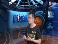"""视频-《声色NBA》故事会 """"扔""""出来的季后赛"""