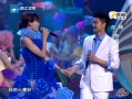 视频:梦想秀田亮叶一茜演唱《想你的笑》