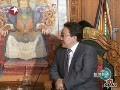 视频:温家宝与蒙古国总统举行会谈