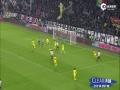 视频集锦-小将处子球伊瓜因劲射破球荒 尤文2-0晋级