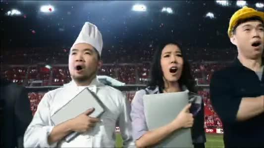 """视频-《CCTV5出\""""彩\""""了》 500彩票网发布创意广告"""