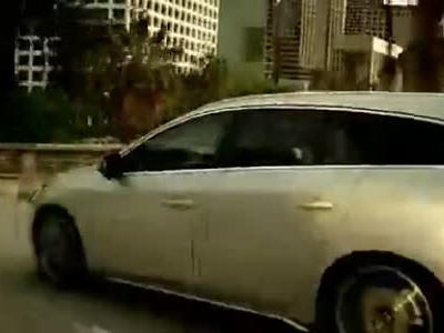沃尔沃发布新一代V60:Volvo V60 \'2011