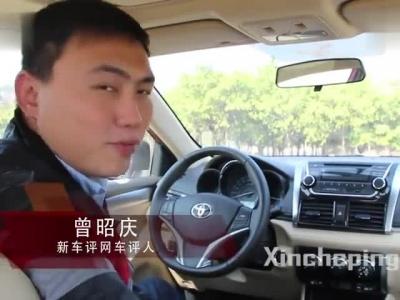 中国化改造 一汽丰田威驰试车视频