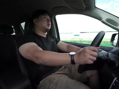胖哥试驾五十铃mu-X