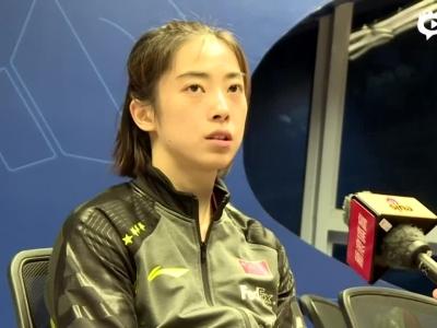 王适娴:希望参加奥运