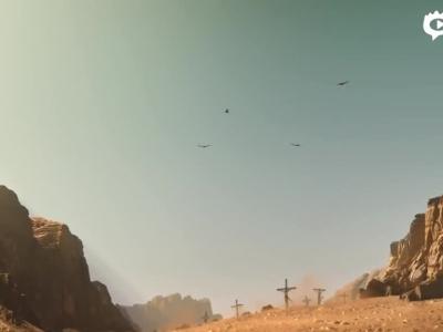 《流亡者柯南》宣传片