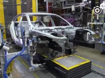 宝马7系生产全过程记录,原来豪车是这样造出来的,涨姿势了