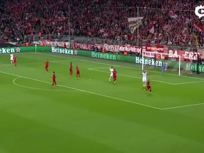比达尔108秒破门 拉姆失佛门拜仁1-0