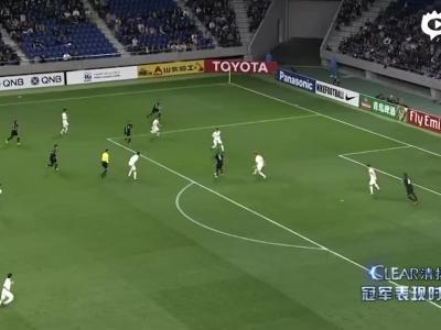 上港2-0客胜大阪