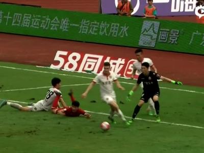 梅州6-0血洗湘涛