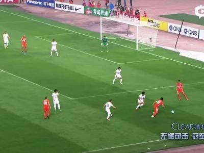 鲁能1-0广岛出线