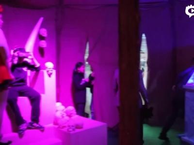 魔界穿越之旅 《魔域》VR体验全纪录