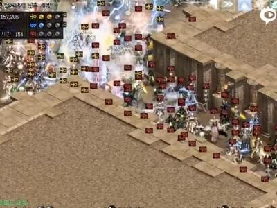 《天堂》开启全民跨服战