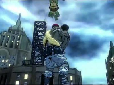 《忍者神龟:曼哈顿突变》拉斐尔预告