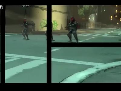 《忍者神龟:曼哈顿突变》莱昂纳多预告