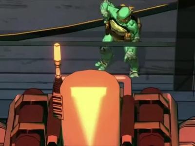 《忍者神龟:曼哈顿突变》米开朗基罗预告