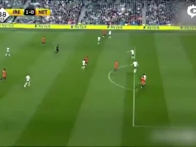 荷兰1-1爱尔兰