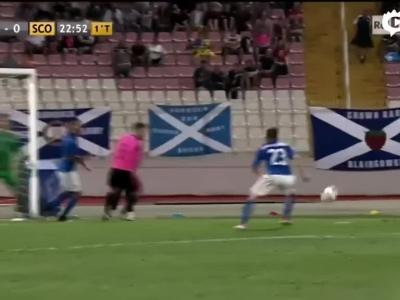 意大利1-0苏格兰