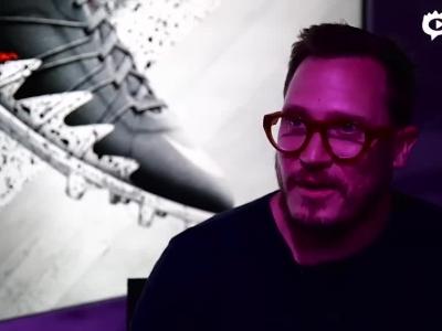 内马尔联手乔丹推新鞋