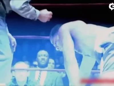 拳王阿里生涯十大战役