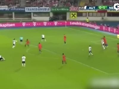 荷兰2-0奥地利