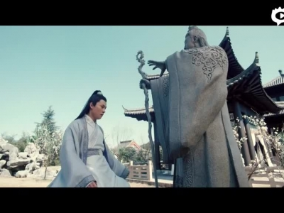 《青云志》曝首款概念预告片
