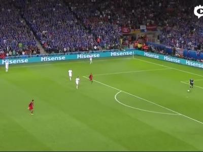 冰岛球迷独特助威方式