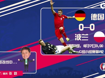 张路:德国踢球方法使人迷惑