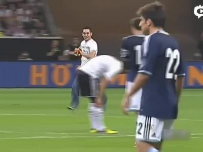 盘点入场球迷膜拜梅西