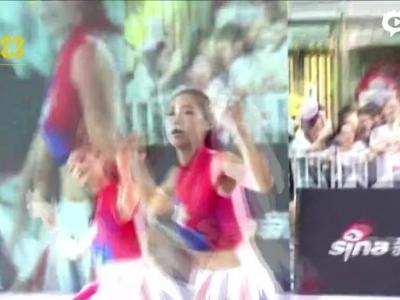 【性感】北京站收场跳舞