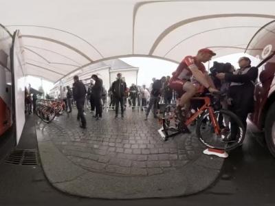 16环法自行车360度全景