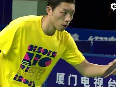专访乒乓球世界冠军许昕