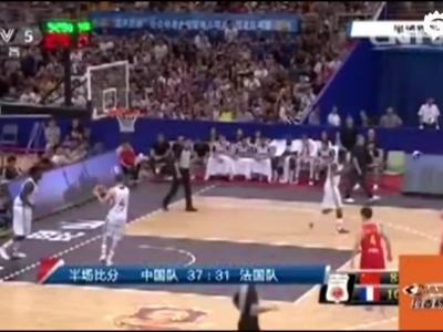 男篮78-73胜法国夺冠