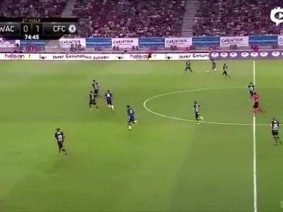 热身赛切尔西3-0