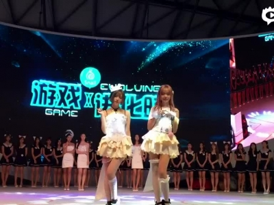chinajoy 2016 0728 蜗牛走秀