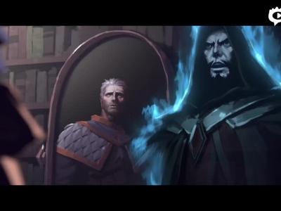 魔兽军团再临《先行者》第二集——卡德加的故事