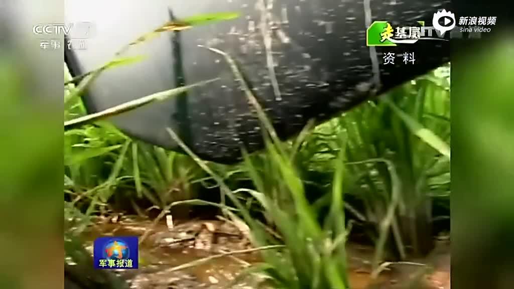 武直10在水稻田上迫降细节公开 险些空中解体