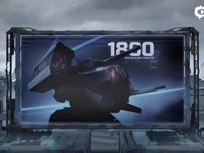 坦克世界开发商科幻射击新作《Hybrid Wars》