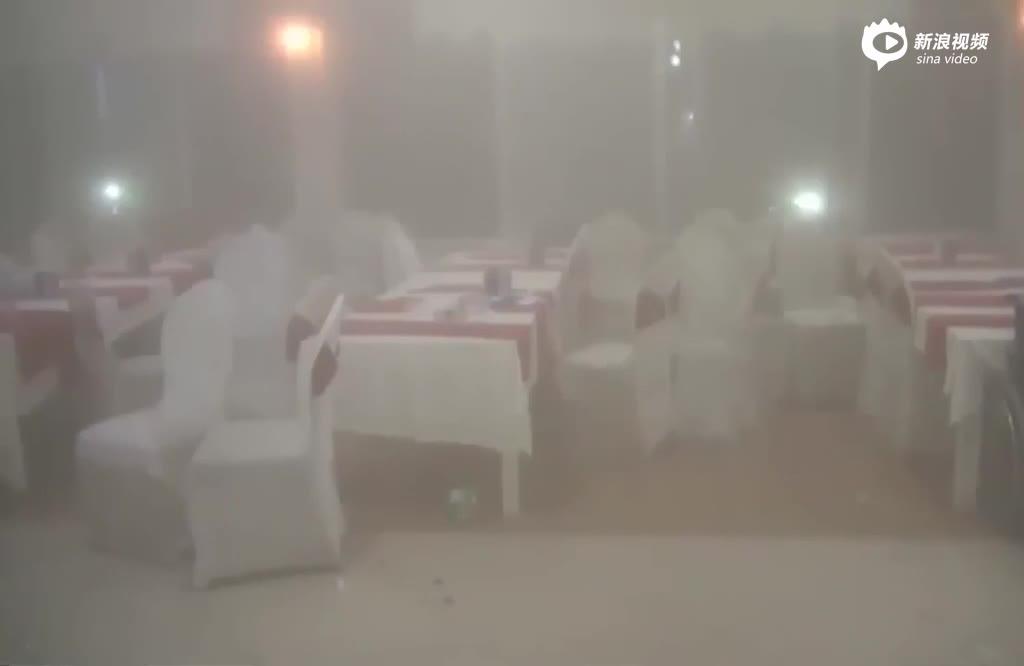 土耳其婚礼现场遭爆炸袭击 宾客身后瞬间成火海