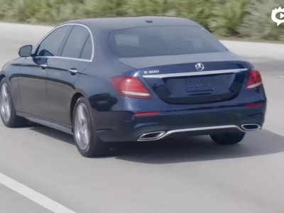 Mercedes-Benz 2017 E-Class Features