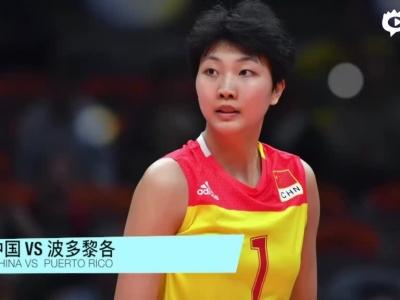 回顾中国女排奥运征程