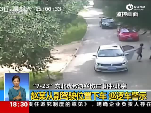 东北虎致游客伤亡调查报告 还原事件始末