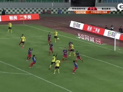 黄海3-0客胜中优