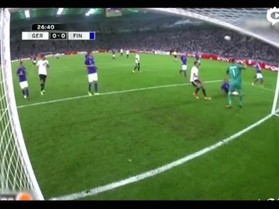 热身赛-小猪告别国家队 厄齐尔进球德国2-0胜