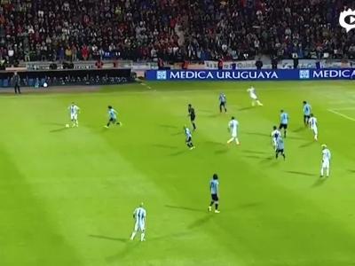 梅西绝杀阿根廷1-0