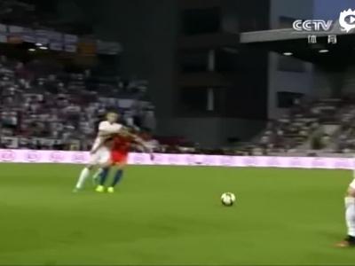 英格兰1-0斯洛伐克