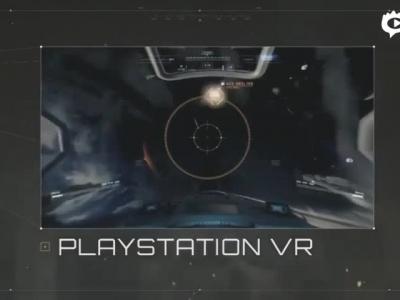 【新浪电玩】《使命召唤13:无限战争》PSVR版公开